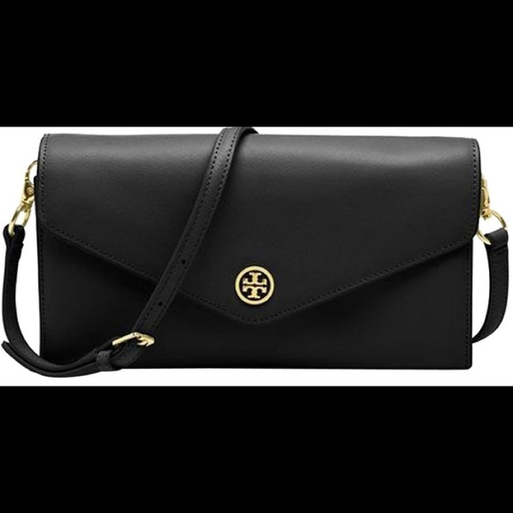 Tory Burch Handbags - Tory Burch black Robinson concierge crossbody
